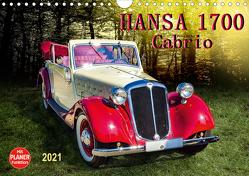 Hansa 1700 Cabrio (Wandkalender 2021 DIN A4 quer) von Roder,  Peter