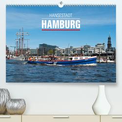 Hansestadt Hamburg (Premium, hochwertiger DIN A2 Wandkalender 2020, Kunstdruck in Hochglanz) von Kerpa,  Ralph