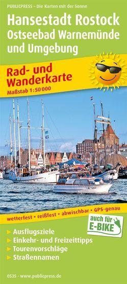 Hansestadt Rostock, Ostseebad Warnemünde