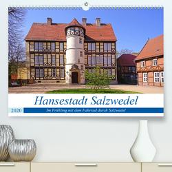 Hansestadt Salzwedel (Premium, hochwertiger DIN A2 Wandkalender 2020, Kunstdruck in Hochglanz) von Bussenius,  Beate