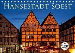 Hansestadt Soest (Tischkalender 2019 DIN A5 quer) von boeTtchEr,  U