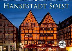 Hansestadt Soest (Wandkalender 2019 DIN A2 quer) von boeTtchEr,  U