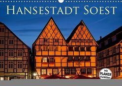 Hansestadt Soest (Wandkalender 2019 DIN A3 quer) von boeTtchEr,  U
