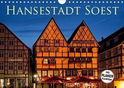 Hansestadt Soest (Wandkalender 2019 DIN A4 quer) von boeTtchEr,  U