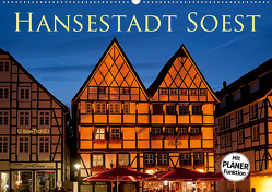 Hansestadt Soest (Wandkalender 2020 DIN A2 quer) von boeTtchEr,  U
