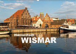 Hansestadt Wismar (Wandkalender 2019 DIN A2 quer) von Schickert,  Peter