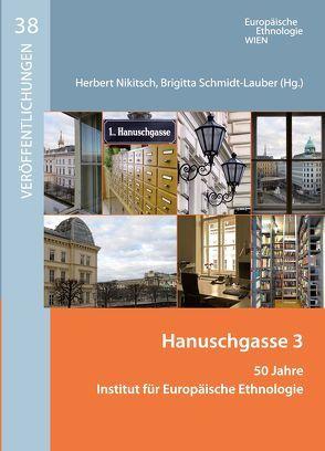 Hanuschgasse 3 von Nikitsch,  Herbert, Schmidt-Lauber,  Brigitta