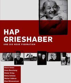 HAP Grieshaber und die Neue Figuration von Froitzheim,  Eva-Marina, Gallwitz,  Klaus, Knubben,  Jürgen, Rüth,  Bernhard
