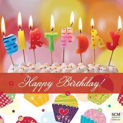 Happy Birthday! von Gamper-Brühl,  Miriam, Schnabel,  Norbert