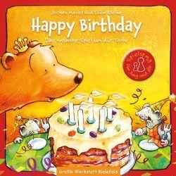 Happy Birthday von Blinde,  Inga Maria, Kleine,  Luka, Mariss,  Jochen