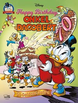 Happy Birthday, Onkel Dagobert! von Disney,  Walt, Jippes,  Daan, Presta,  Sérgio, Rohleder,  Jano