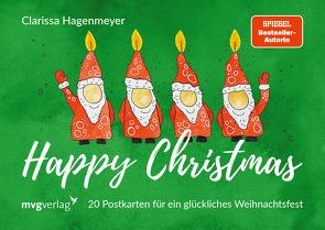 Happy Christmas: Postkarten von Hagenmeyer,  Clarissa