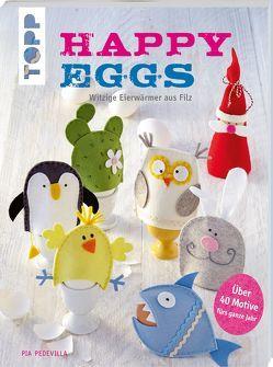 Happy Eggs (kreativ.kompakt.) von Pedevilla,  Pia