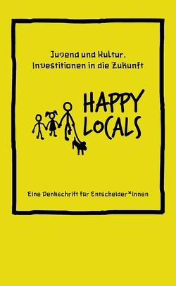 Happy Locals von Hegemann,  Dimitri, Ochs,  Annette Katharina