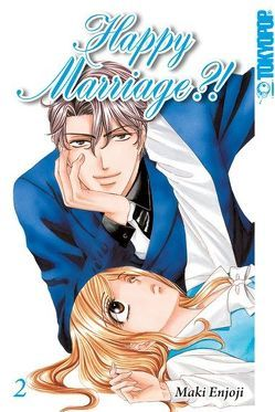 Happy Marriage?! Sammelband 02 von Enjoji,  Maki