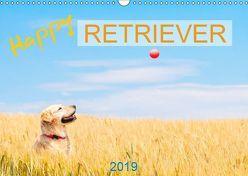 Happy Retriever (Wandkalender 2019 DIN A3 quer) von PK-Fotografie