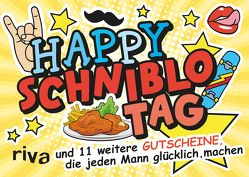 Happy Schniblo-Tag – und 11 weitere Gutscheine, die jeden Mann glücklich machen