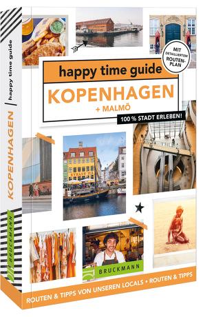 happy time guide Kopenhagen von van den Hoven u.a.,  Amanda, Van den Hoven,  Amanda