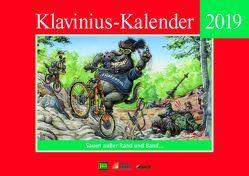 Haralds Klavinius Kalender 2019