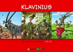 Haralds Klavinius Jagdkalender 2020