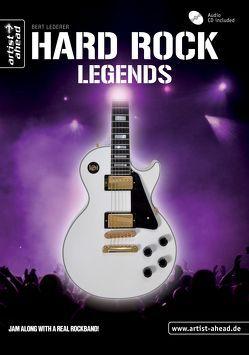 Hard Rock Legends von Lederer,  Bert