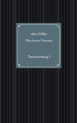 Hardcover Nemesis von Gfeller,  Alex