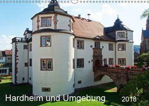 Hardheim und Umgebung (Wandkalender 2018 DIN A3 quer) von Schmidt,  Sergej