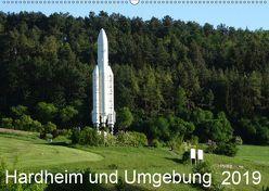 Hardheim und Umgebung (Wandkalender 2019 DIN A2 quer) von Schmidt,  Sergej