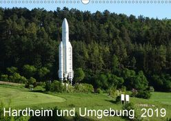 Hardheim und Umgebung (Wandkalender 2019 DIN A3 quer) von Schmidt,  Sergej
