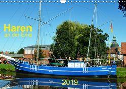 Haren an der Ems (Wandkalender 2019 DIN A3 quer) von Wösten,  Heinz
