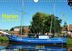 Haren an der Ems (Wandkalender 2019 DIN A4 quer) von Wösten,  Heinz