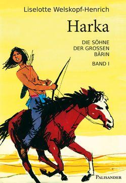 Harka von Welskopf-Henrich,  Liselotte