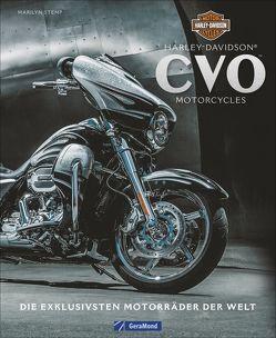 Harley-Davidson CVO Motorcycles von Stemp,  Marilyn, Stünkel,  Udo