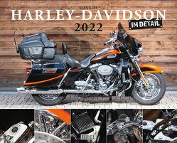 Harley-Davidson im Detail 2022 von Klee,  Alan
