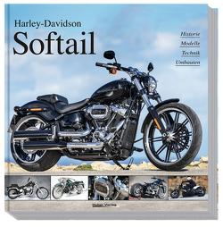 Harley-Davidson Softail von Christmann,  Dr. Heinrich, Heil,  Carsten