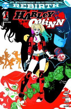 Harley Quinn von Blevins,  Bret, Conner,  Amanda, Hardin,  Chad, Palmiotti,  Jimmy, Timms,  John