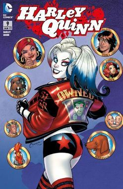 Harley Quinn von Conner,  Amanda, Hardin,  Chad