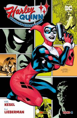 Harley Quinn: Knaller Kollektion von Conner,  Amanda, Fox,  Nathan, Huddleston,  Mike, Kesel,  Karl, Lieberman,  A.J.