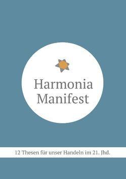 Harmonia Manifest von Böckstiegel,  Elke, Böckstiegel,  Martin