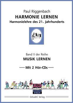 Harmonie lernen von Brandenberger,  Res, Gross,  Ulrich, Riggenbach,  Paul