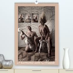 Harmonie liebt Musik (Premium, hochwertiger DIN A2 Wandkalender 2021, Kunstdruck in Hochglanz) von Weis,  Stefan