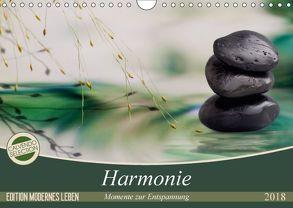 Harmonie (Wandkalender 2018 DIN A4 quer) von Buch,  Monika