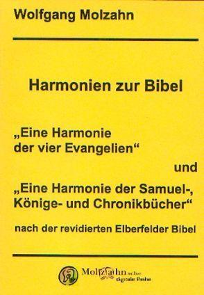 Harmonien zur Bibel von Molzahn,  Wolfgang