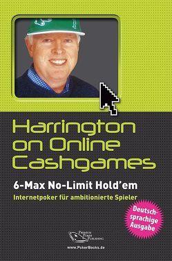 Harrington on Online Cash-Games von Harrington,  Dan, Robertie,  Bill, Vollmar,  Rainer