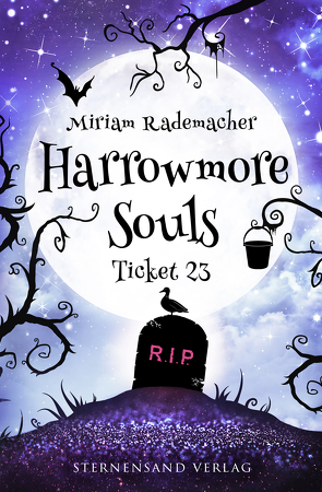 Harrowmore Souls (Band 2): Ticket 23 von Rademacher,  Miriam
