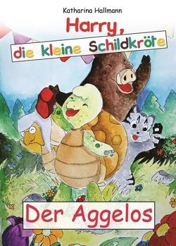 Harry, die kleine Schildkröte von Hallmann,  Katharina, Vanek,  Eva-Maria