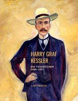 Harry Graf Kessler: Die Tagebücher 1918-1937 von Graf Kessler,  Harry
