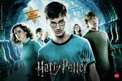 Harry Potter Broschur XL Kalender 2021 von Heye
