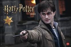 Harry Potter Broschur XL Kalender 2022 von Heye