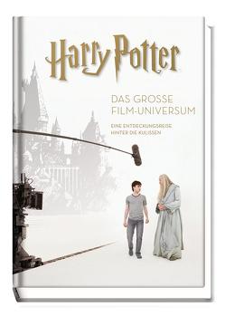 Harry Potter: Das große Film-Universum (Erweiterte, überarbeitete Neuauflage) von McCabe,  Bob